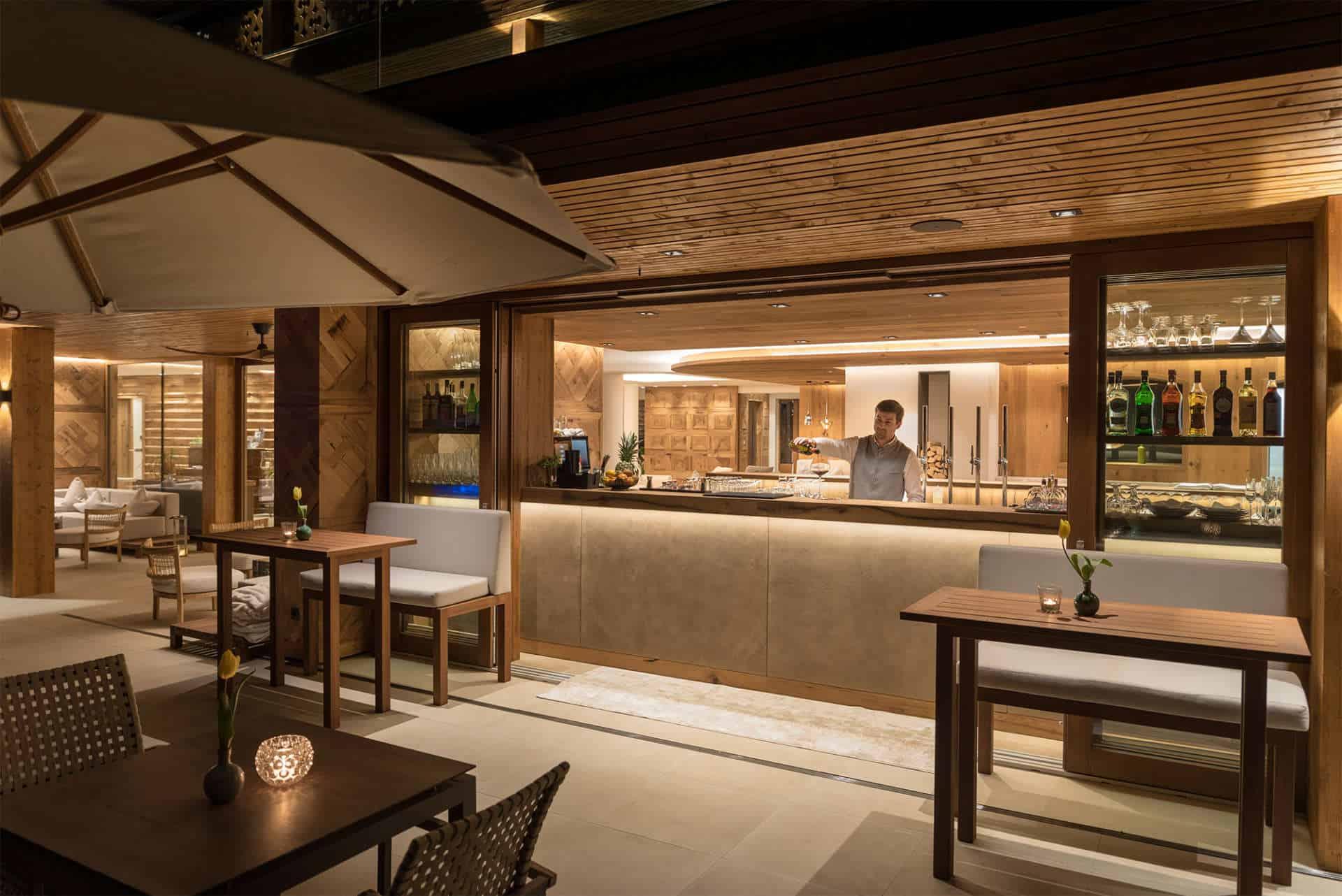 Seevilla Outdoor Bar